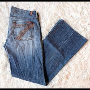 7 For All Mankind DOJO Jeans SOLD
